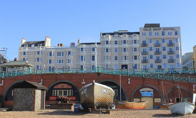 The old ship hotel brighton rates from £ per night